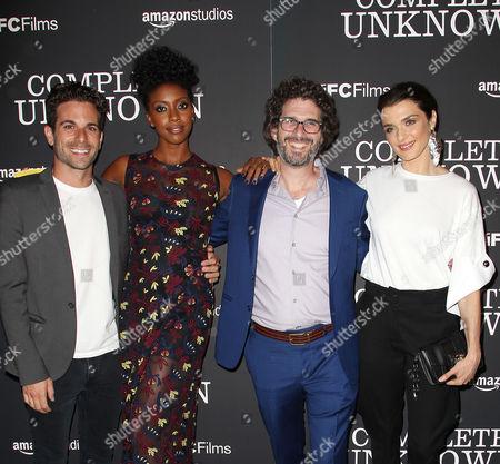 Frank De Julio, Condola Rashad, Joshua Marston (Director) and Rachel Weisz