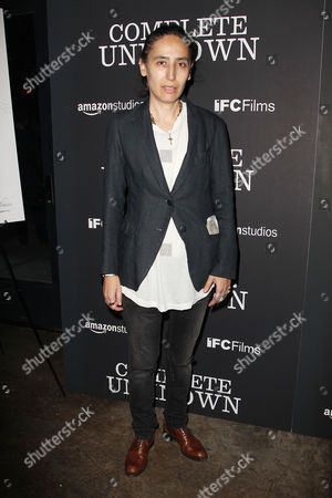 Editorial photo of New York Premiere of Amazon Studios and IFC Films' 'COMPLETE UNKNOWN', USA - 23 Aug 2016