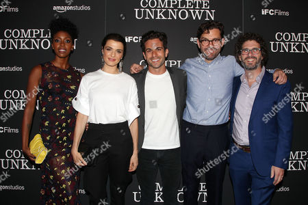 Editorial image of New York Premiere of Amazon Studios and IFC Films' 'COMPLETE UNKNOWN', USA - 23 Aug 2016