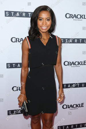 Editorial image of Crackle's 'StartUp' TV Series Screening, Arrivals, Los Angeles, USA - 23 Aug 2016