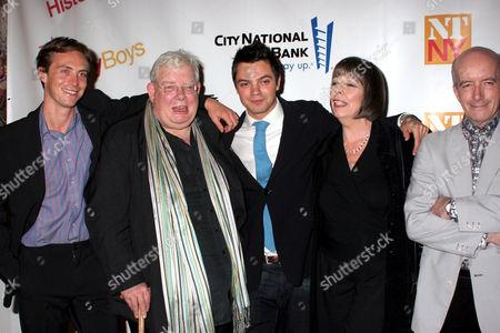 Stephen Campbell Moore, Richard Griffiths, Dominic Cooper, Frances de la Tour and Clive Merrison