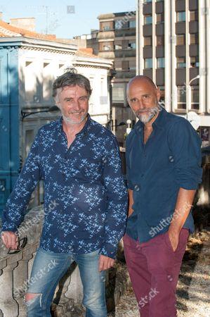 Stock Image of Jerome Soubeyrand and Pierre loup Rajot