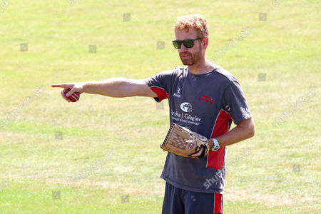 Leicestershire Elite Performance Director Andrew McDonald during Leicestershire CCC vs Essex CCC, Specsavers County Championship Division 2 Cricket at the Fischer County Ground, Grace Road on 24th August 2016