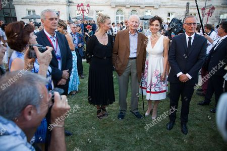 Editorial picture of Francophone Film Festival, Angouleme, France - 23 Aug 2016
