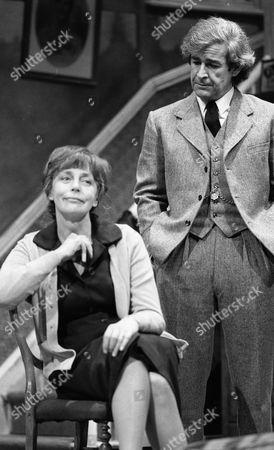 Gwen Watford & Dave Allen