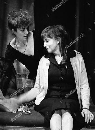 Suzanne Bertish & Gwen Watford