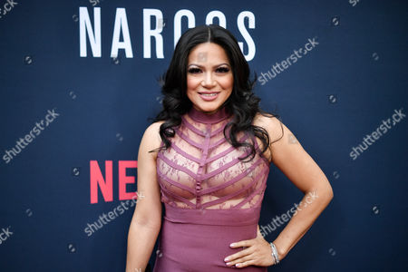 Editorial photo of Netflix's 'Narcos' Season 2 premiere, Arrivals, Los Angeles, USA - 24 Aug 2016