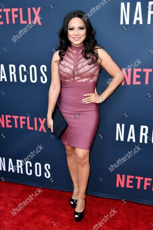 Editorial picture of Netflix's 'Narcos' Season 2 premiere, Arrivals, Los Angeles, USA - 24 Aug 2016