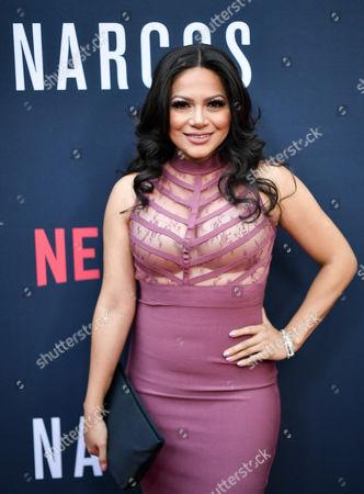 Stock Picture of Helen Ochoa