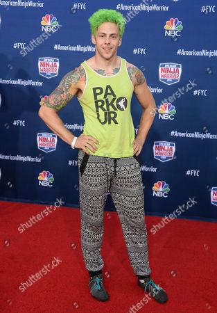 Editorial image of 'American Ninja Warrior' TV series screening, Los Angeles, USA - 24 Aug 2016