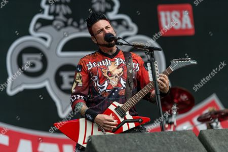 Five Finger Death Punch - Jason Hook