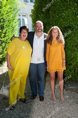 Annie Gregorio Jeanne Jestin and le realisateur Marc Fitoussi