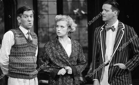 Tom Courtenay, Geoffrey Sumner, Derek Smith