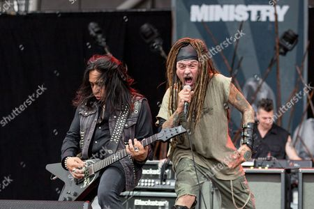 Ministry - Sin Quirin, Al Jourgensen and John Bechdel