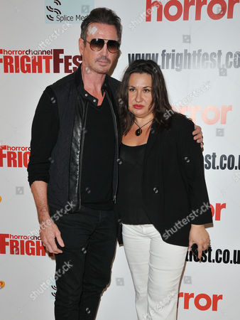 Editorial image of The Horror Channel FrightFest 'My Father Die' opening gala, London, UK - 25 Aug 2016
