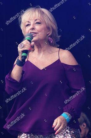 Stock Picture of Mari Wilson