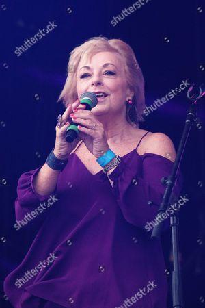 Stock Image of Mari Wilson