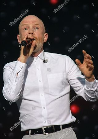 Stock Image of Jimmy Somerville