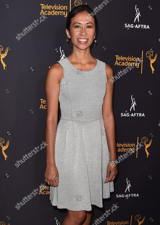 Editorial picture of The Television Academy and SAG-AFTRA celebrate the Emmy Nominees at 4th Annual Dynamic & Diverse cocktail reception, Los Angeles, USA - 25 Aug 2016