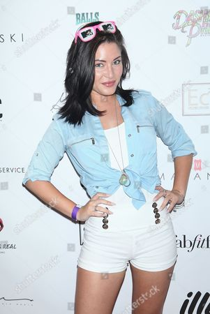 Stock Photo of Jessica Andreatta