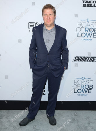 Stock Picture of Nick Swardson
