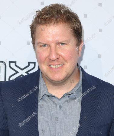 Stock Photo of Nick Swardson
