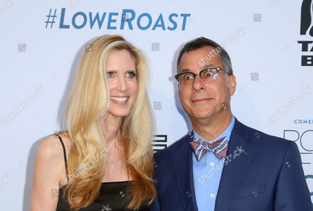 Ann Coulter and Kent Alterman