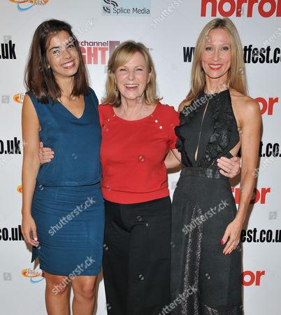 Stock Picture of Anais Parello, Lisa Eichhorn and Angela Dixon