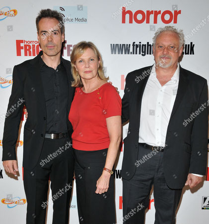 Stock Image of Jon Ford, Lisa Eichhorn and Russell Floyd