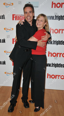 Editorial photo of 'Offensive' Horror Channel FrightFest film premiere, London, UK - 27 Aug 2016