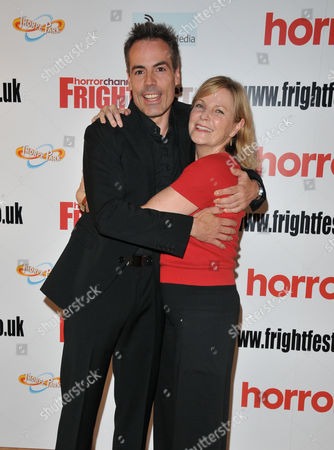 Editorial picture of 'Offensive' Horror Channel FrightFest film premiere, London, UK - 27 Aug 2016