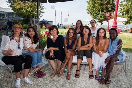 Editorial picture of Francophone Film Festival, Angouleme, France - 26 Aug 2016