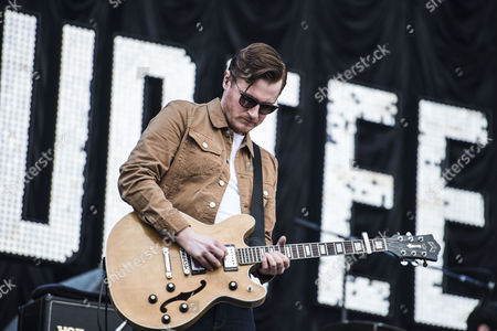 Editorial image of Leeds Festival, Day 3, UK - 28 Aug 2016