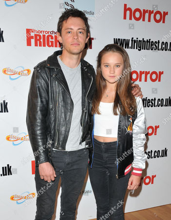 Editorial picture of 'Let's Be Evil' film premiere, Horror Channel FrightFest, London, UK - 28 Aug 2016