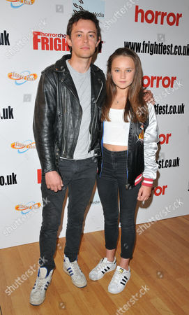 Elliot James Langridge and Isabelle Allen