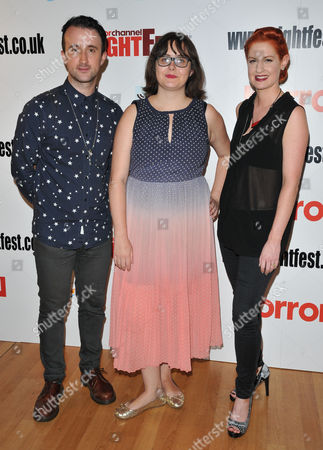 Editorial picture of 'Egomaniac' film premiere, Horror Channel FrightFest, London, UK - 28 Aug 2016