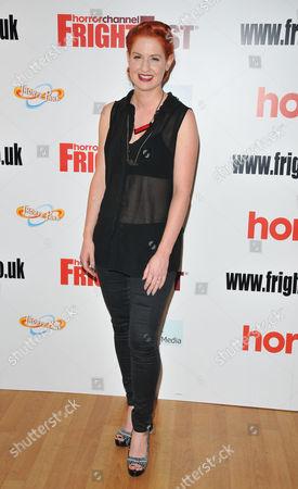 Editorial image of 'Egomaniac' film premiere, Horror Channel FrightFest, London, UK - 28 Aug 2016