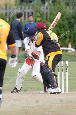 Editorial picture of Lashings World XI vs House Of Commons & Lords - 28 Aug 2016