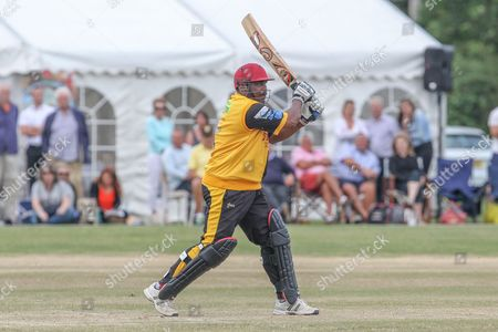Editorial photo of Lashings World XI vs House Of Commons & Lords - 28 Aug 2016