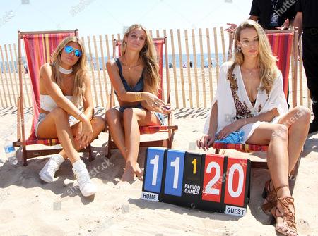 Stock Photo of Samantha Hoopes, Kate Lynne Bock, Hannah Ferguson