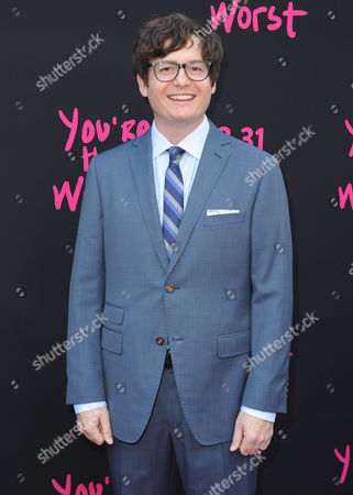 Editorial photo of FXX's 'You're The Worst' film premiere, Los Angeles, USA - 28 Aug 2016