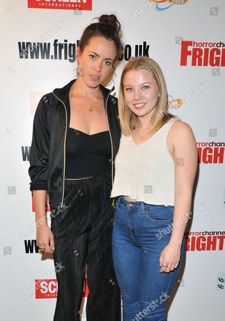 Fiona Hampton and Charlotte Beaumont