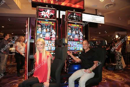 Editorial picture of Official Launch Party for IGT's TMZ Video Slots, Hard Rock Hotel and Casino, Las Vegas, Nevada, USA - 28 Aug 2016