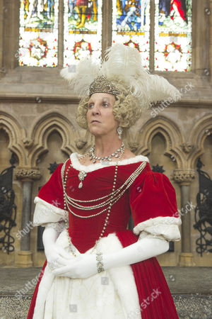 Editorial image of 'Victoria' TV show, series one, episode one - 28 Aug 2016