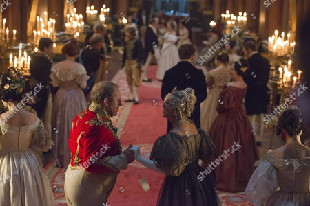 Editorial picture of 'Victoria' TV show, series one, episode one - 28 Aug 2016