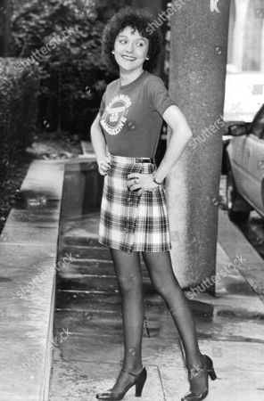 Editorial image of Schoolteacher Helen Currie Winner Of Slimming Magazine's Slimmer Of The Year Award 1977 Went From 15st To 8st. Box 700 828071628 A.jpg.