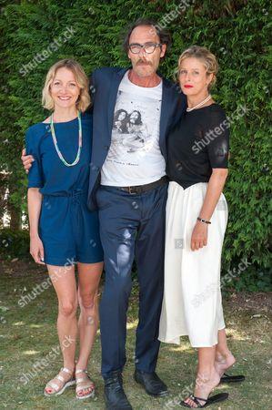 Editorial photo of Francophone Film Festival, Angouleme, France - 28 Aug 2016