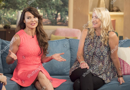 Lizzie Cundy and Alison Phillips