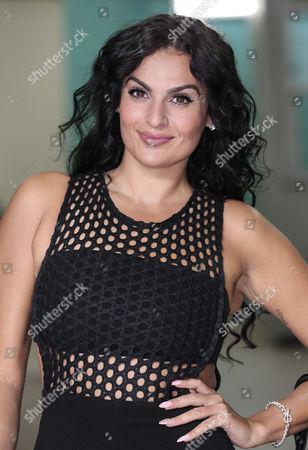 Stock Image of Monica Michael