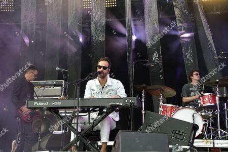 Editorial picture of Rock-En-Seine Festival, Parc de Saint-Cloud, Paris, France - 28 Aug 2016